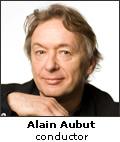 Alain Aubut, conductor